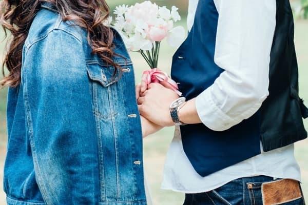 3回目のデートが脈ありだったカップル。脈なしじゃないかと不安だった。